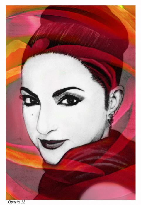 Gloria Estefan by paveloparty